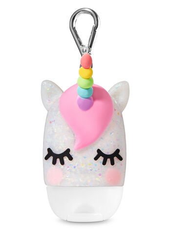 Sparkly Sleeping Unicorn PocketBac Holder - Bath And Body Works