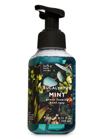 Eucalyptus Mint Gentle Foaming Hand Soap - Bath And Body Works