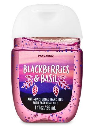 Blackberries & Basil PocketBac Hand Sanitizer