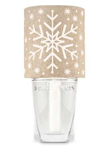 Snowflakes Ceramic Wallflowers Fragrance Plug