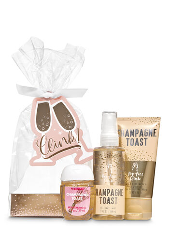 Champagne Toast Clink Mini Gift Set - Bath And Body Works