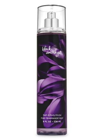 Black Amethyst Fine Fragrance Mist - Bath And Body Works