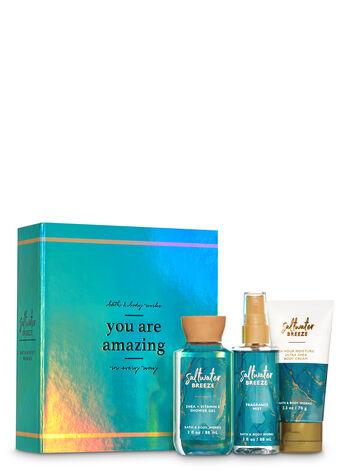 Saltwater Breeze Mini Gift Box Set - Bath And Body Works