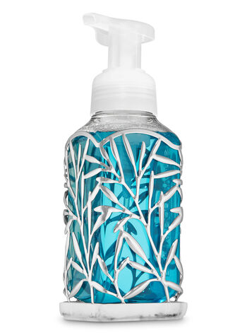 Vine Leaf Gentle Foaming Soap Holder - Bath And Body Works