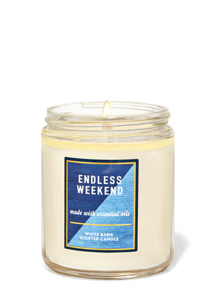 Endless Weekend Single Wick Candle