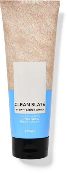 Clean Slate Ultra Shea Body Cream