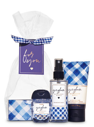 Gingham Mini Gift Set