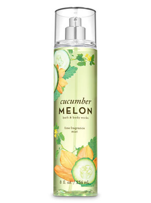 Cucumber Melon Fine Fragrance Mist