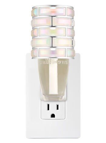 Iridescent Gems Nightlight Wallflowers Fragrance Plug