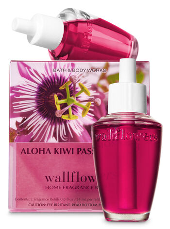 Aloha Kiwi Passionfruit Wallflowers Refills 2-Pack - Bath And Body Works