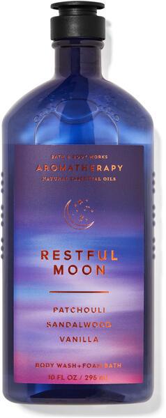Restful Moon Body Wash and Foam Bath