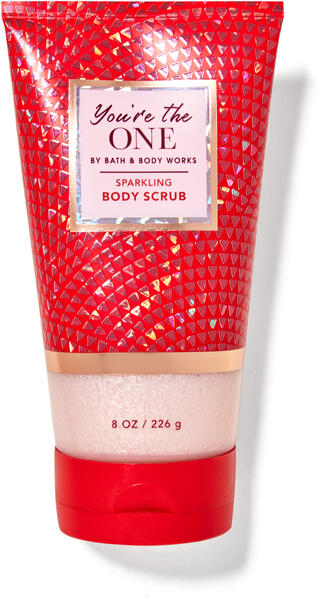 You're the One Sparkling Body Scrub