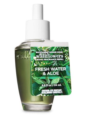 Fresh Water & Aloe Wallflowers Fragrance Refill - Bath And Body Works
