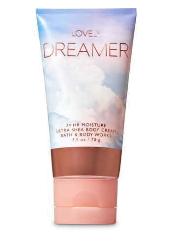 Signature Collection Lovely Dreamer Travel Size Body Cream - Bath And Body Works