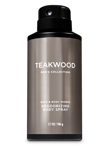 Signature Collection Teakwood Deodorizing Body Spray - Bath And Body Works