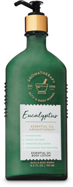 Eucalyptus Essential Oil Body Lotion