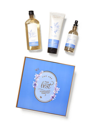 Lavender Vanilla Gift Box Set