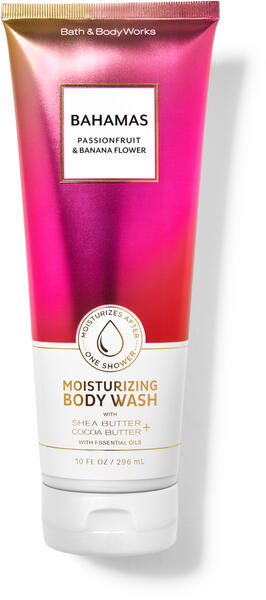 Bahamas Passionfruit & Banana Flower Moisturizing Body Wash