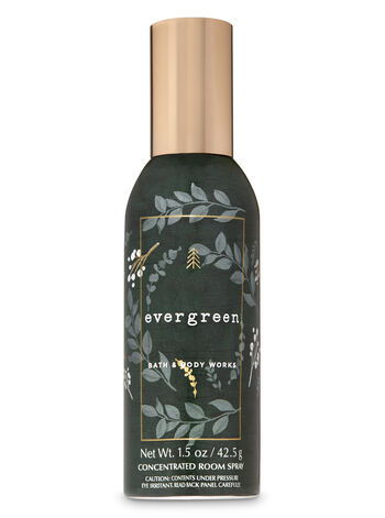 Evergreen Concentrated Room Spray - Bath And Body Works