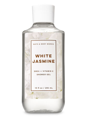 White Jasmine Shower Gel - Bath And Body Works