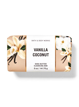 Vanilla Coconut Shea Butter Cleansing Bar