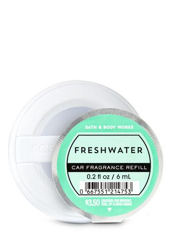 Freshwater Car Fragrance Refill - Bath And Body Works