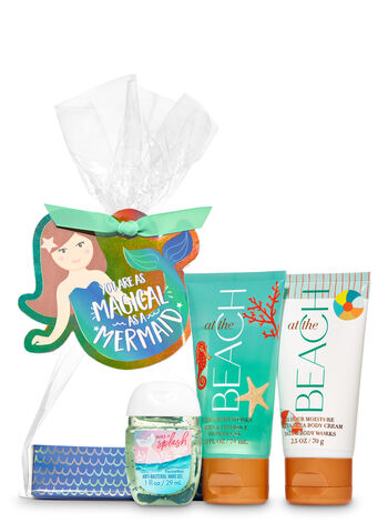 At the Beach Magical as a Mermaid Mini Gift Set - Bath And Body Works