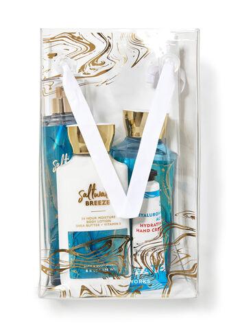 Saltwater Breeze Gift Bag Set