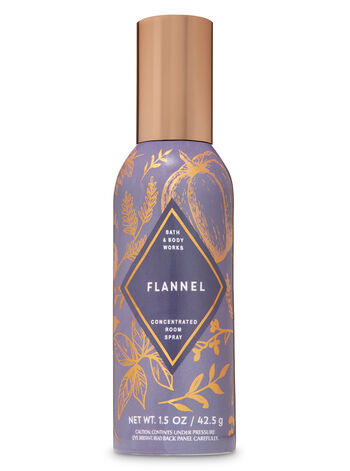 Flannel Concentrated Room Spray - Bath And Body Works