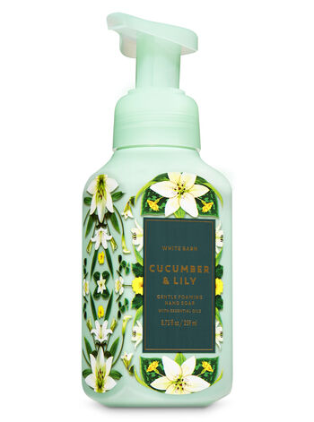 Cucumber & Lily Gentle Foaming Hand Soap - Bath And Body Works