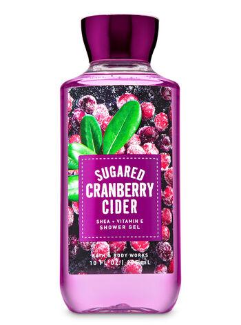 Sugared Cranberry Cider Shower Gel - Bath And Body Works