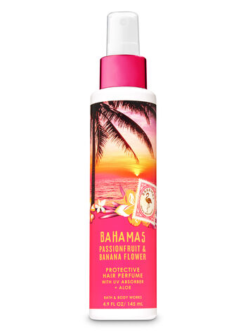 Signature Collection Pink Passionfruit & Banana Flower Protective Hair Perfume - Bath And Body Works