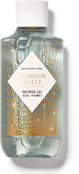 Champagne Toast Shower Gel