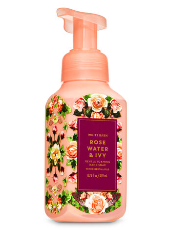 Rose Water & Ivy Gentle Foaming Hand Soap - Bath And Body Works