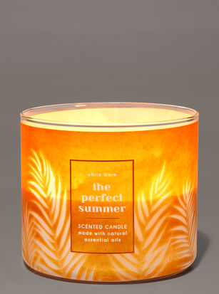 The Perfect Summer 3-Wick Candle