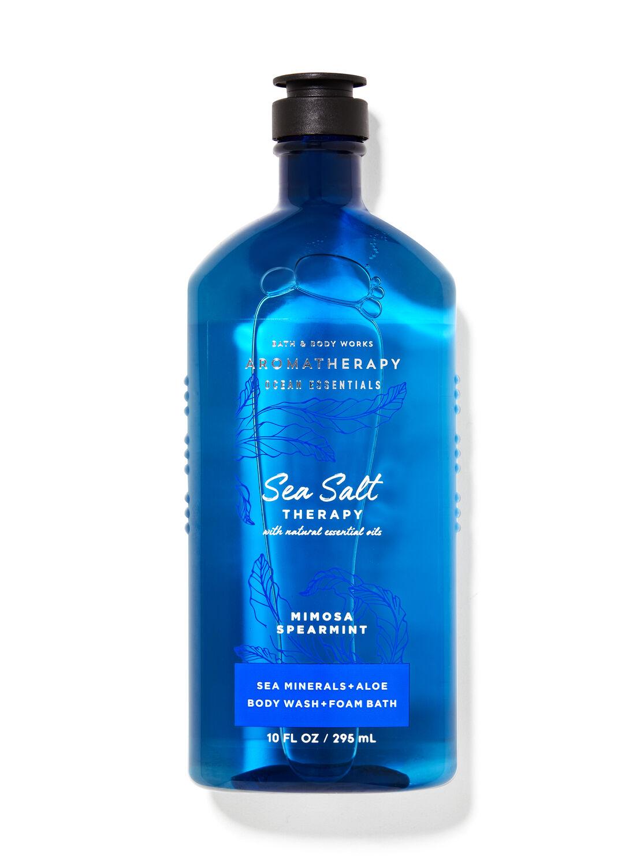 Mimosa Spearmint Body Wash and Foam Bath