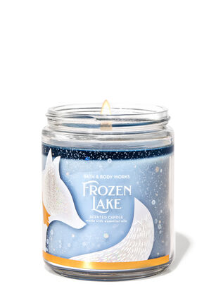 Frozen Lake Single Wick Candle