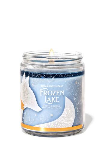 Frozen Lake Single Wick Candle