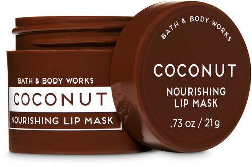 Coconut Nourishing Lip Mask
