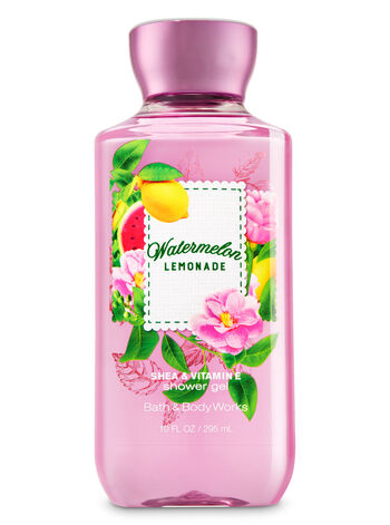 Signature Collection Watermelon Lemonade Shower Gel - Bath And Body Works