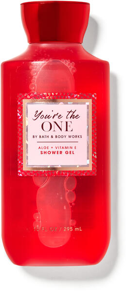 You're the One Shower Gel