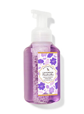 Lavender Marshmallow Gentle Foaming Hand Soap
