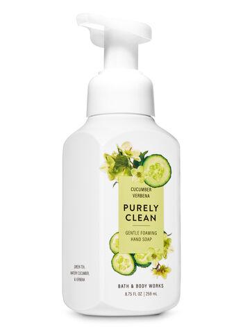 Cucumber Verbena Gentle Foaming Hand Soap - Bath And Body Works