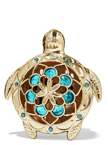 Flower Turtle Visor & Vent Clip Car Fragrance Holder