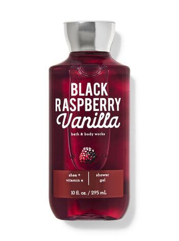 Black Raspberry Vanilla Shower Gel