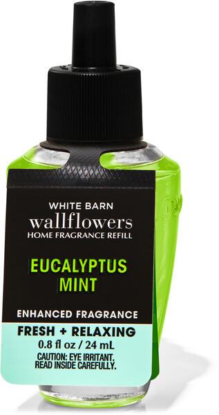Eucalyptus Mint Enhanced Wallflowers Fragrance Refill