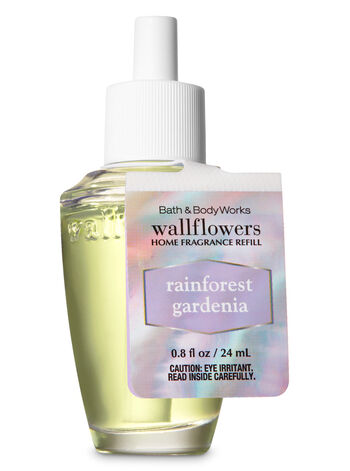 Rainforest Gardenia Wallflowers Fragrance Refill - Bath And Body Works