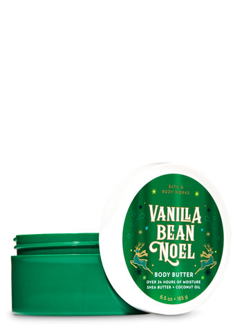 Vanilla Bean Noel Body Butter - Bath And Body Works
