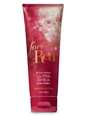 Signature Collection Forever Red Ultra Shea Body Cream - Bath And Body Works