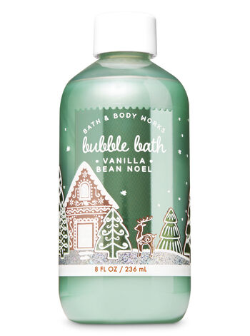 Vanilla Bean Noel Bubble Bath - Bath And Body Works